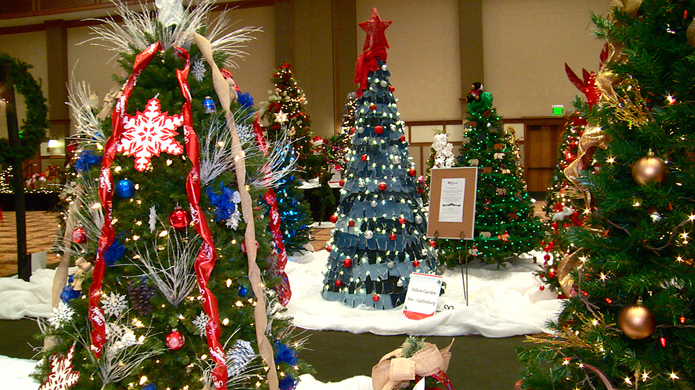 Gatlinburg S Festival Of Trees